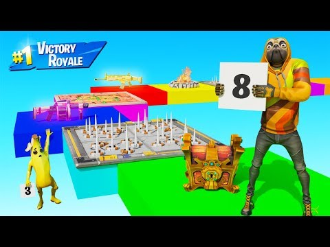 *NEW* LOOT Or LOSE Boardgame! (Fortnite)