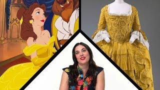 «Красавица и Чудовище»: эксперт рассказывает, правильно ли одеты герои знаменитого мультфильма