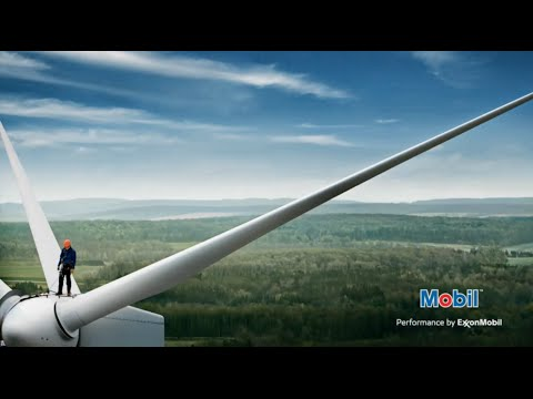 Mobil Industrial Lubricants: Solutions for the Wind Industry