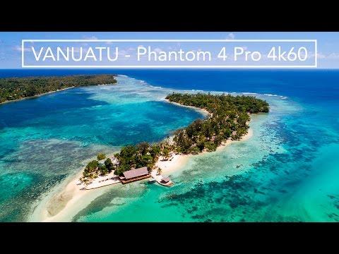 A Week in Vanuatu - DJI Phantom 4 Pro 4K60