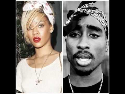 rihanna Ft 2Pac we ride (G-Mix)