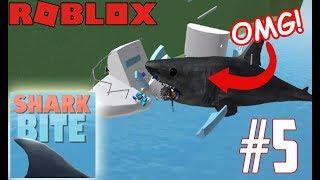 Roblox: Shark Ate Me! ( SharkBite Gameplay )