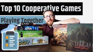 Popular Cooperative Board Games