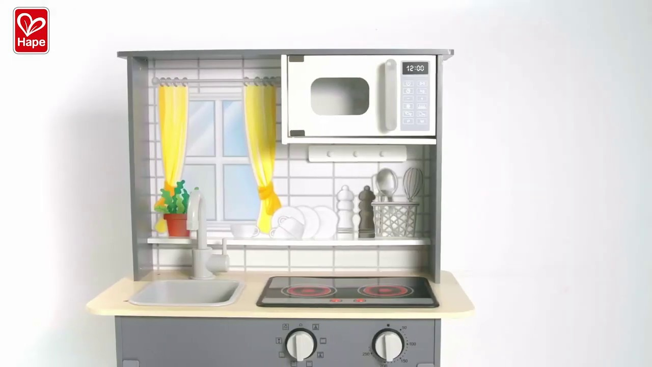 Hp3166 Kitchen With Light And Sound Youtube