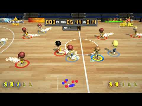 Junior League Sports 3-in-1 - 20 Minutes of Gameplay - Nintendo Switch