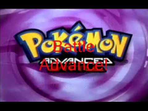 Pokémon Advanced battle - Cristina D'Avena - Sigla completa + Testo