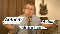 Anthem Blue Cross Blue Shield Vs. Aetna: Who is Better?