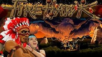 Fire Hawk Slot Machine Free Spins Bonus Round - Nextgen Gaming Slots
