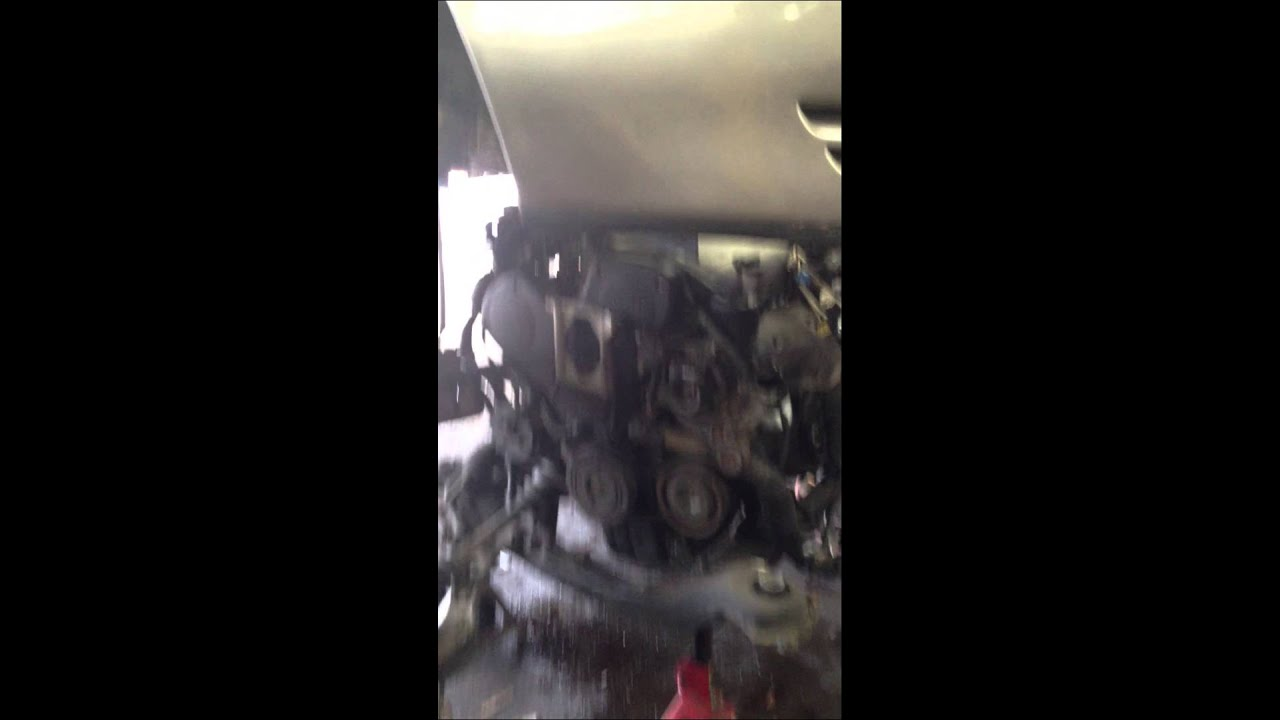How To Remove A Lexus Es300 Engine Youtube Rx300 Back Wiring Diagram