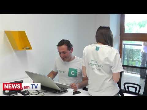 Երեւանում բացվել է Beeline Startup ինկուբատորը/В Ереване открылся Beeline Startup Incubator