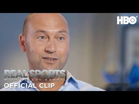 Derek Jeter Expects The Marlins To Compete  Real Sports w Bryant Gumbel  HBO