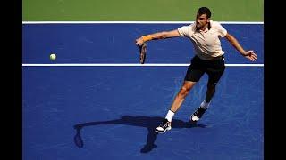Andreas Seppi vs. Grigor Dimitrov | US Open 2019 R1 Highlights