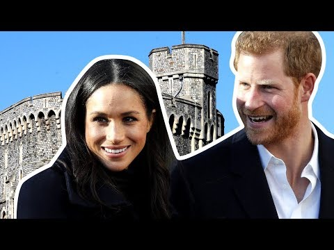 Harry and Meghan's royal wedding: Latest developments