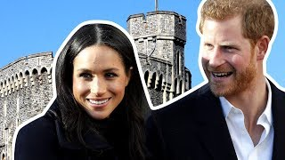 Harry and Meghan's royal wedding: Latest developments thumbnail