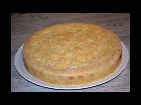 Королевская ватрушка. Быстрый и вкусный рецепт пирога с творогом!