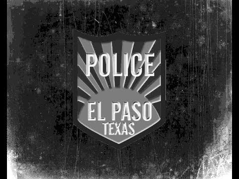 A Moment In Time (El Paso Police Department History)