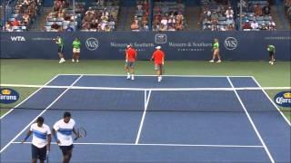 Bryan Brothers 2011 Cincinnati Semifinals 1080p HD