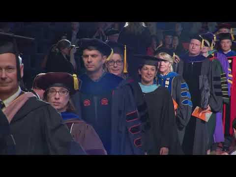 Inauguration of RIT's 10th President David Munson
