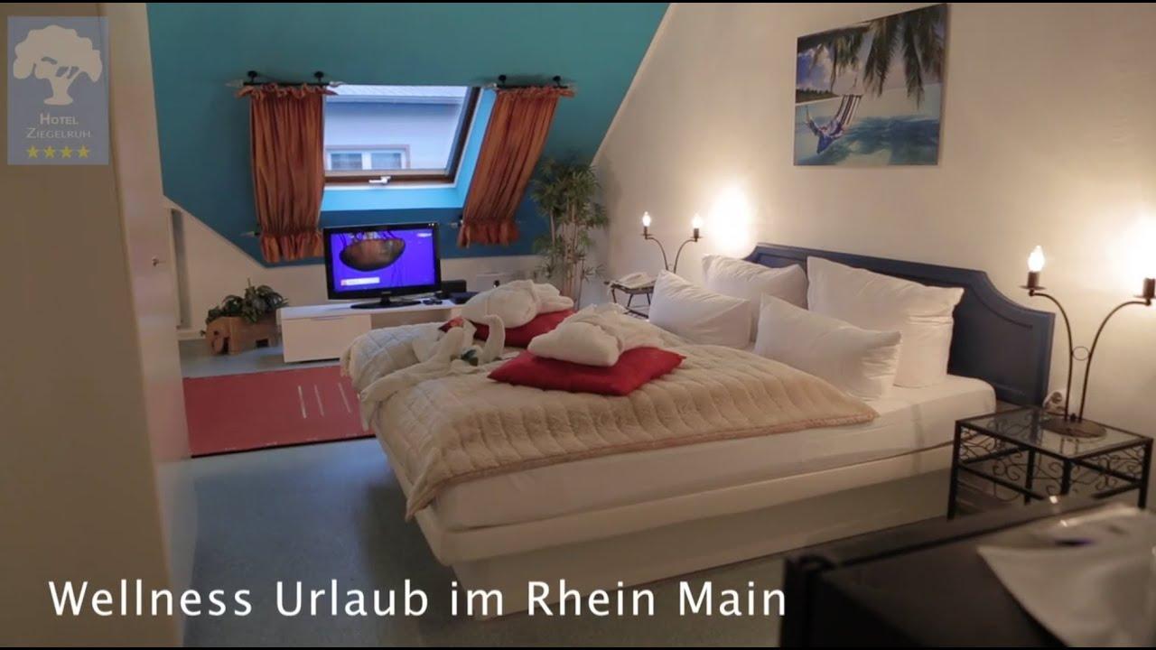 Wellnessurlaub im Rhein Main - Hotel Ziegelruh ****