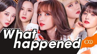 What Happened to EXID