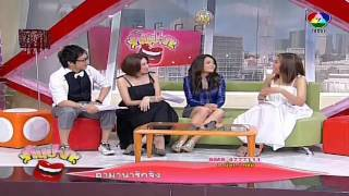 Alexandra Bounxouei on Khanpak Thai TV Show CH7 07/02/2012