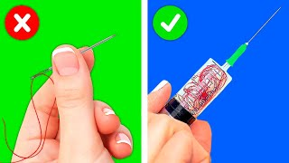 26 EASY SEWING HACKS YOU NEED IN YOUR LIFE