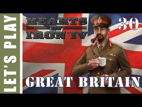 Hearts of Iron IV Great Britain 30