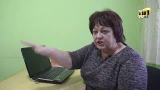 Правозащитника шахтеров Наталью Томилову привезли в УВД Шахтинска