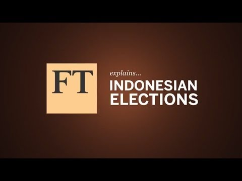 The FT explains the Indonesian elections