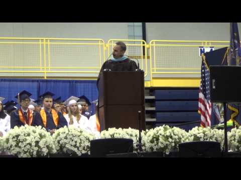 Mike King   Briarcliff High School Graduation 2015   Part 1
