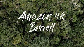 AMAZON 4K BRAZIL