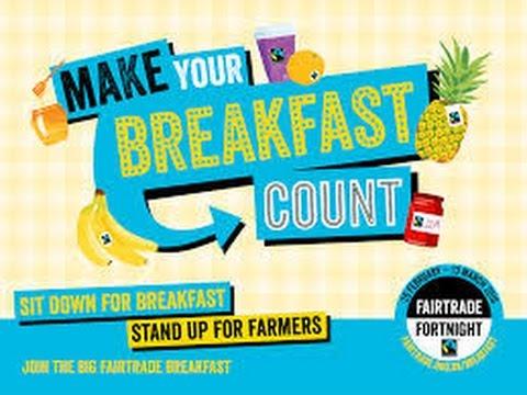 Fairtrade Fortnight 2016, Week Two - Dubai, United Arab Emirates.