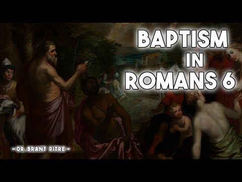 Baptism in Romans 6
