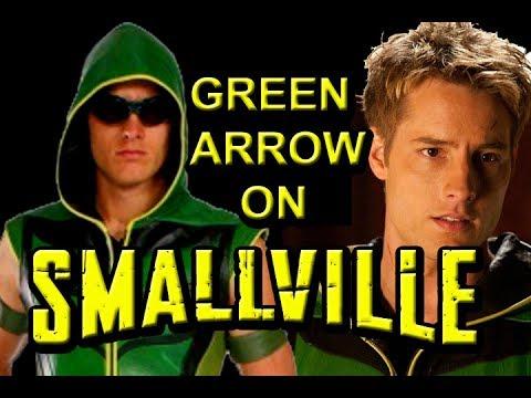 Green Arrow on Smallville