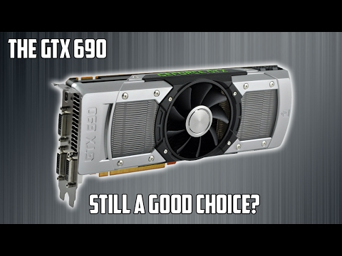 "Is The GTX 690 Still a Suitable ""High End"" GPU?"