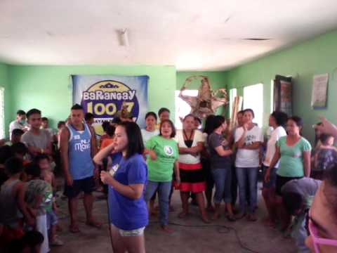 Barangay 100.7 (barangay alot)