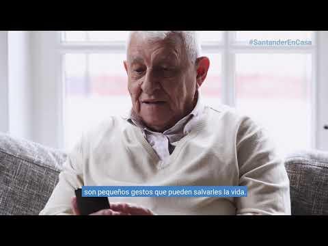 Nace la plataforma 'Santanderencasa'