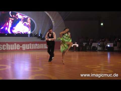 Stefano Di Filippo& Dasha • Jive • Euro Dance Festival 2015