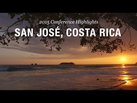 Conference Highlights of the 2015 Costa Rica Global Student