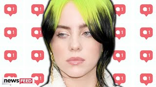 Billie Eilish's Life Was RUINED By Instagram Comments