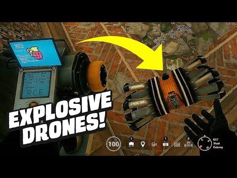 Rainbow Six's New Operator Has An Explosive Drone