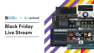 Black Friday Live Stream