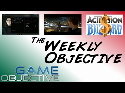 The Weekly Objective - May 5 - Prey, GalCivIII, Marvel |