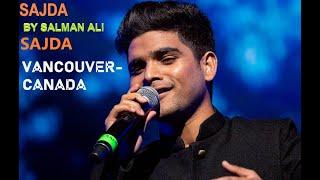 Sajda by Salman Ali in Vancouver Canada 4 August 2019