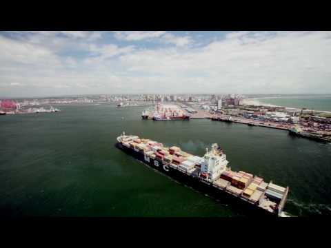 Launch of QUNU & CORMORANT Tugs