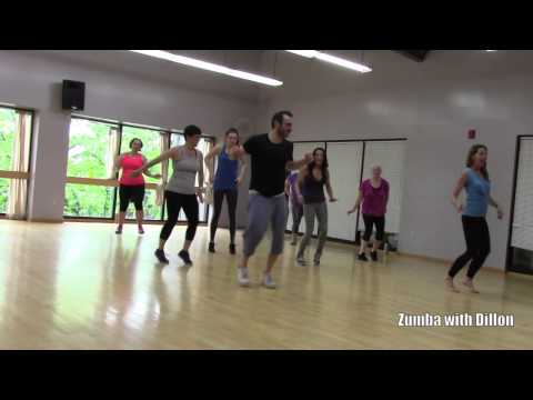 Let's Get Loud - Jennifer Lopez - Zumba choreography