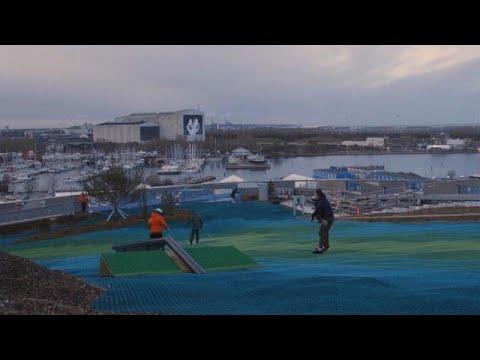 شاهد: مسار للتزلج من نوع جديد ودون الحاجة للثلج وسط كوبنهاغن …  - نشر قبل 5 ساعة
