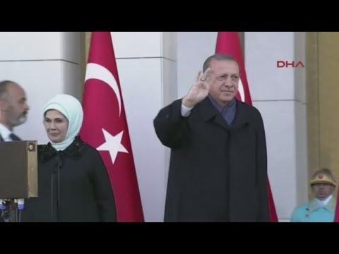 Recep Tayyip Erdogan schickt Soldaten: Türkei wird eine macht am Persischen Golf