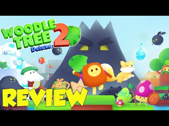 Woodle Tree 2 Deluxe Review