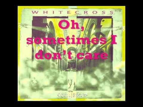 Whitecross - Rubberneck (Lyrics)